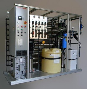 PPT's SkidSpec Ultrapure Water System