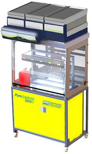 PureCapture_Solvent Dispensing System