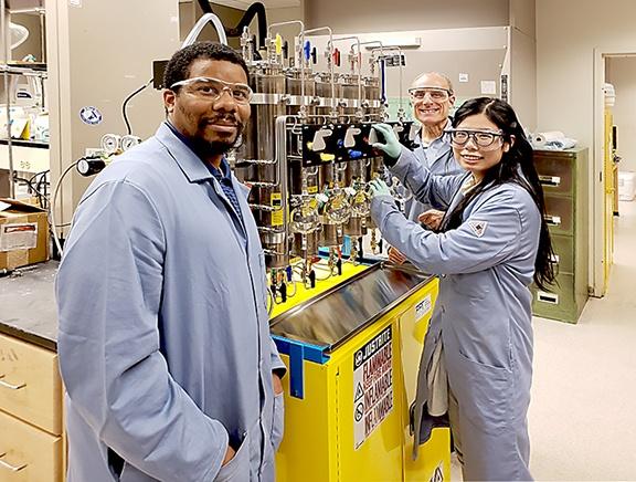 McDonald Research Lab