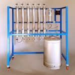 6 column one solvent purification system