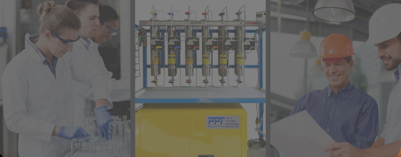 Water and Solvent Purification Systems