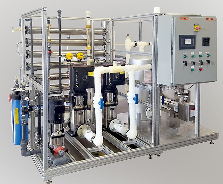 Industrial Water Purification Systems Pure Process