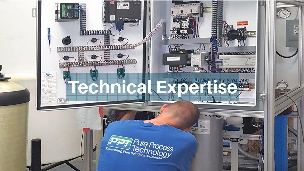 Pure Process Technology Technical Service