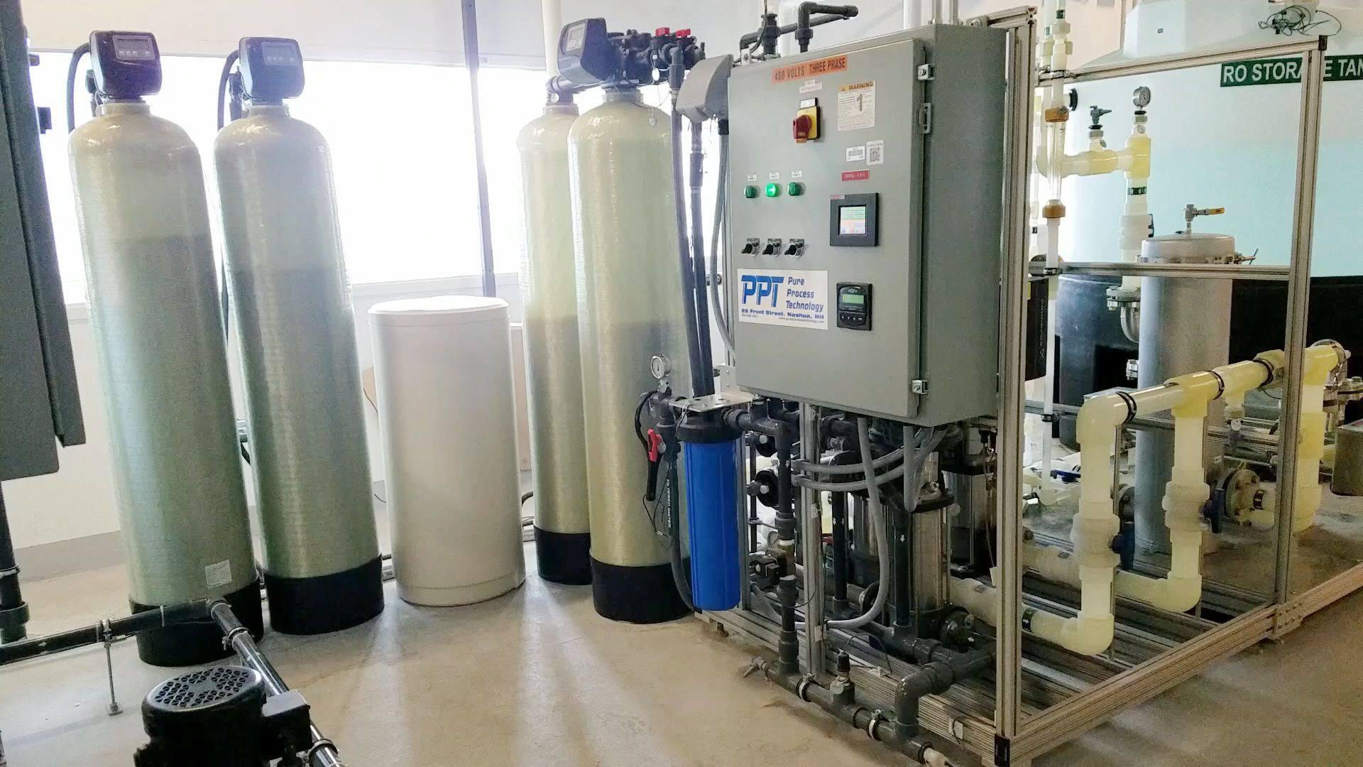 SkidSpec Turnkey Water system