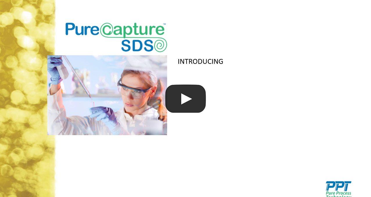 PureCapture SDS