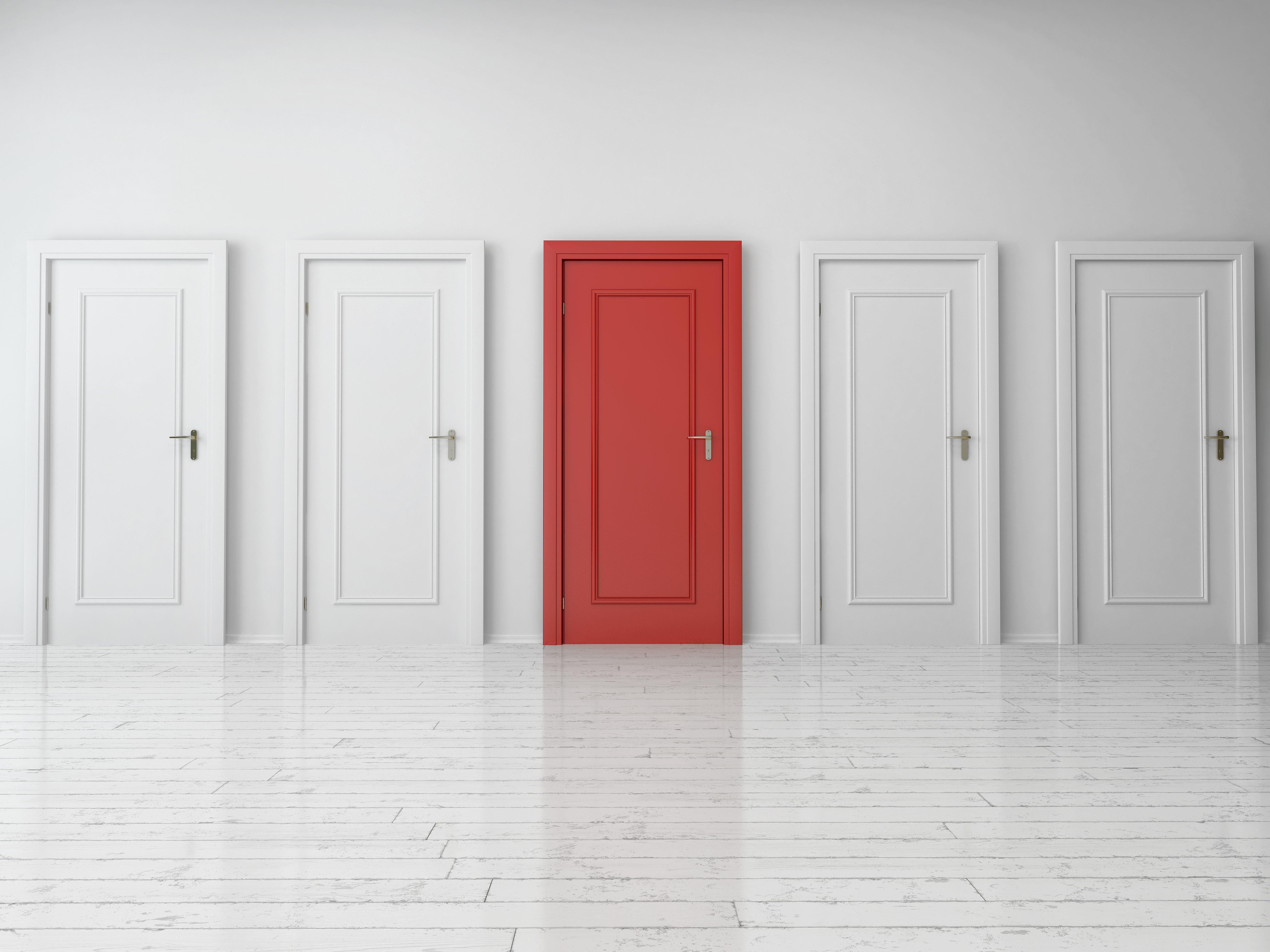 Career doors